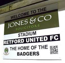 Image result for retford united the66pow