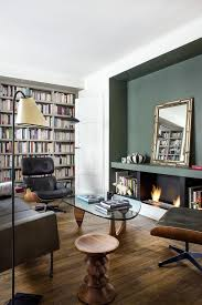Small Apartment Living Room 9 Small Space Ideas To Steal From A Tiny Paris Apartment