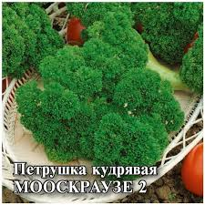 <b>Семена Петрушка</b> кудрявая <b>Мооскраузе 2</b>, 50г, Гавриш ...