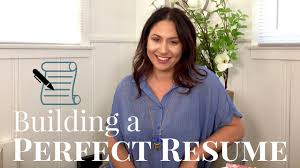 tips for building a perfect resume the intern queen tips for building a perfect resume the intern queen