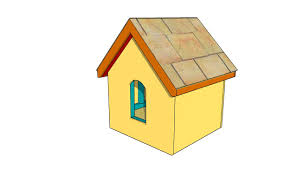 Large Dog House Plans   MyOutdoorPlans   Free Woodworking Plans    Simple Dog House Plans  middot  Small Dog House Plans