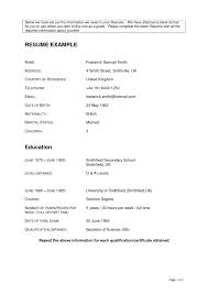 cover letter resume template resume template cover letter resume example template nanny resume sample xresume template large size