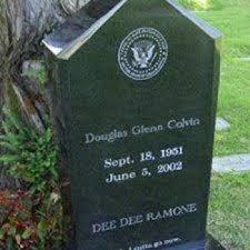 Rock Star Graves | List of Famous Rock Star Tombstones