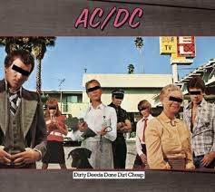 Image result for acdc dirty deeds pics