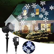 Christmas <b>Projector</b> Lights, Greenclick Snowflake <b>Projector IP65</b> ...