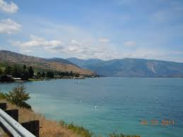 wednesday wenatchee lake chelan twist winthrop we