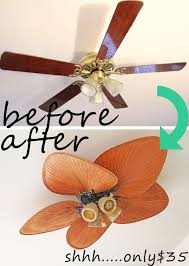 crazy amazing ugly ceiling fan 35 makeover july 26 2016 ceiling fans ugly