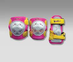 "<b>Защита роликовая MaxCity</b> ""Game"", цвет: розовый. Размер L ..."