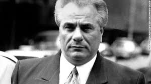 """New York Mafia chief John Gotti was known as the """"Dapper Don"""" for his expensive suits and """"Teflon Don"""" due to government charges failing to stick in three ... - 120613013734-gangster-8-horizontal-gallery"""