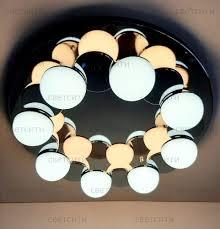 <b>Управляемый светодиодный светильник ESTARES</b> MOLECULA ...