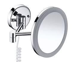 K-1004 Зеркало с LED-подсветкой, 3-х кратным ... - WasserKRAFT
