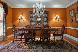 ideas burnt orange: awesome dining chair cushions decorating ideas for dining room