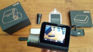 DASHCAM WITH VOICE CONTROL!? <b>Xiaomi 70mai Pro Dash</b> Cam ...