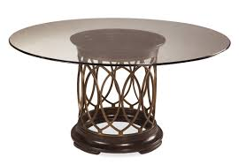 glass table bases ideas pictures