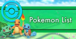 Pokemon List | Pokemon GO Wiki - GamePress