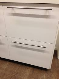 Kitchen Cabinet Bar Handles Ringhult Kitchen Cupboard Doors From Ikea In Gloss White With T