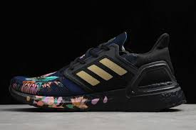 Buy adidas Ultra Boost <b>20 Chinese New Year</b> Floral Black FW4310 ...
