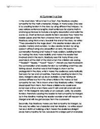 all summer in a day essay  www gxart orghow does the author of all summer in a day create sympathy for page