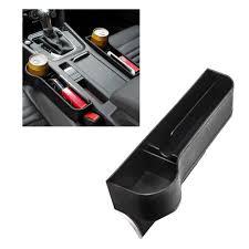 <b>Car Seat</b> Slit Gap <b>Storage</b> Catcher <b>Box</b> Pocket Organizer Coin ...