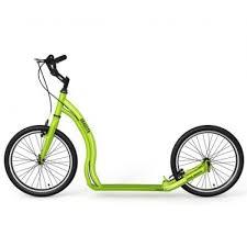 <b>Самокат Yedoo Dragstr</b> зеленый