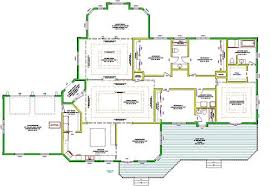 Bedroom Apartment Floor Plans Designs  bedroom flat plan   R    Single Story House Plans