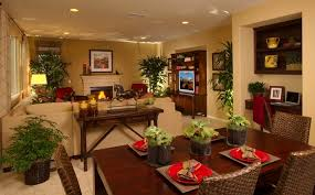living room dining furniture layout