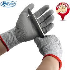 <b>NMSafety</b> Cut <b>Resistant Gloves</b> Hppe Anti Cut <b>Glove Working</b> ...