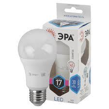 <b>Лампа светодиодная ЭРА</b>, 17 (145) Вт, цоколь E27, груша ...