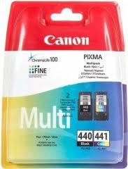 Набор <b>картриджей Canon PG</b>-<b>440</b>/<b>CL-441 Multi Pack</b>
