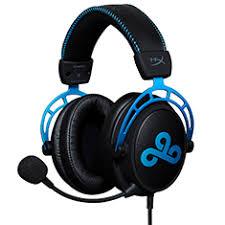 <b>HyperX Cloud Alpha</b> Gaming Headset <b>Cloud9</b> Edition [HX-HSCAC9 ...