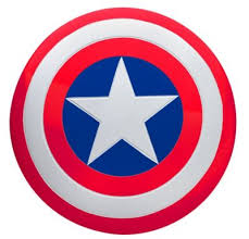 <b>Captain America Shield</b> 24in | Party City