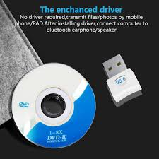 <b>Wireless Bluetooth Adapter 5.0 Bluetooth Dongle</b> 20 (m) for 10 ...