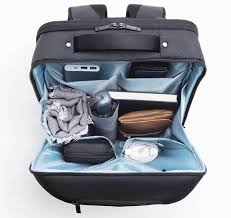<b>Рюкзак Xiaomi 90 Points</b> Multitasker Business Travel Backpack Black