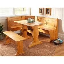 essential home emily breakfast nook sears outlet nooks corner nook sets amish corner breakfast nooks