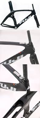 Bicycle Frames 22679: Fuji D6 2.0 60Cm Tt Triathlon Bike <b>Carbon</b> ...
