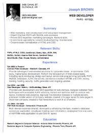 Specimen Of Resume  specimen of resume sample resume cv sample cv     Perfect Resume Example Resume And Cover Letter