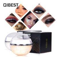 <b>QIBEST Makeup</b> set Glitter Eye shadow Highlight maquiagem ...