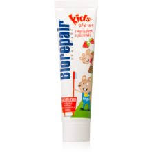 <b>Biorepair Junior</b> Toothpaste for <b>Children</b> With <b>Strawberry</b> Flavour ...
