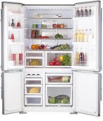 <b>Многокамерный холодильник Mitsubishi</b> Electric MR-LR 78 G-ST-R