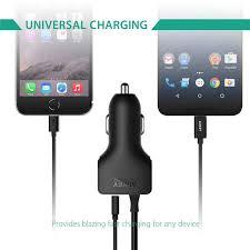 Интернет-магазин <b>AUKEY USB</b> C автомобильное <b>зарядное</b> ...