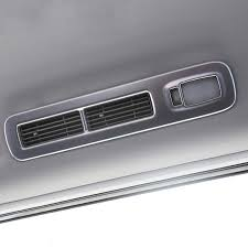 <b>4pcs for PATROL Y62</b> Air conditioner Vent Decoration frame-in ...