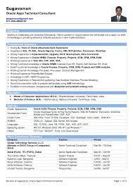 oracle hr consultant resume resume of sugavanan oracle apps technical consultant hr consultant job description