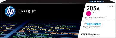 CF533A <b>HP 205A Тонер</b>-<b>картридж пурпурный</b> (0.9K)