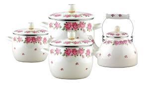 Набор посуды <b>Winner Rose</b> WR-1523 7 пр. — купить по выгодной ...