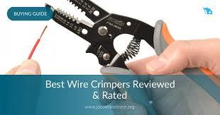 Best <b>Wire Crimpers</b> Reviewed in 2020 | JocoxLoneliness