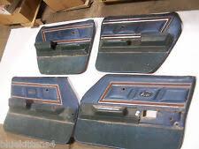 <b>Rear</b>, Left Side Interior <b>Door</b> Panels & <b>Parts</b> for Ford LTD for sale ...