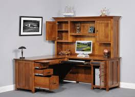 home office desks with hutch computer corner desk with hutch amusing corner office desk