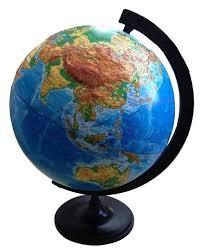 <b>Глобус физический Глобусный мир</b> 320 мм (10196) — купить по ...