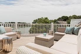 pool deck upper patio
