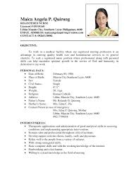 examples of resumes sports resume format template 89 amusing format for resume examples of resumes